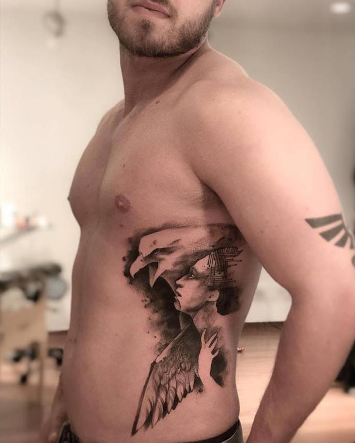 conhecimento liberta tatuagem tattoo1