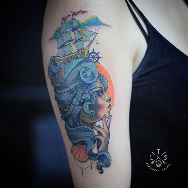 nautica tattoo