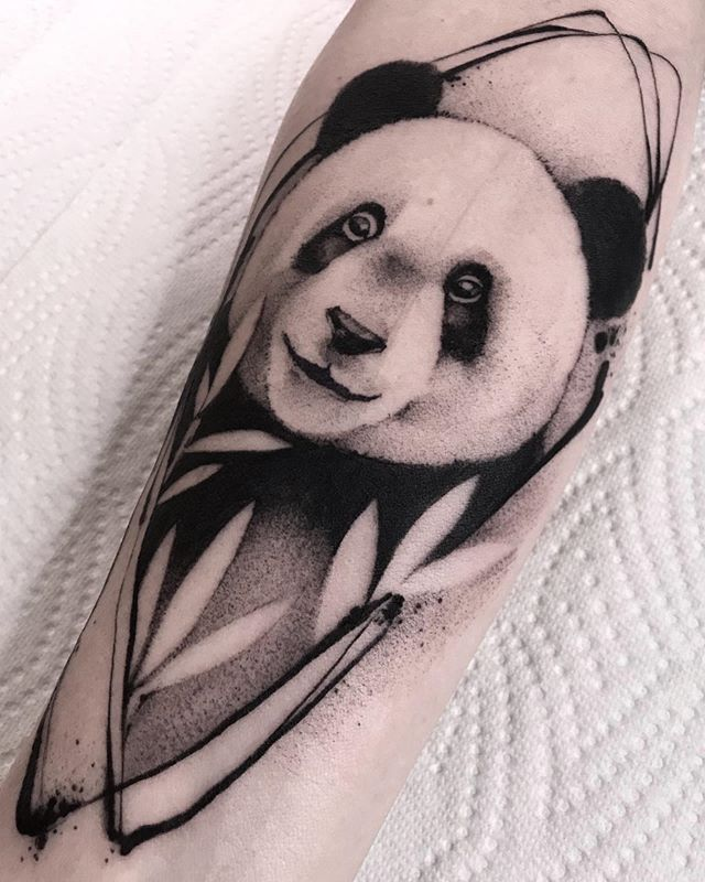 tattoo-tatuagem-urso-panda